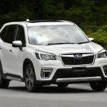フォレスター新型の安全性、自動ブレーキの性能